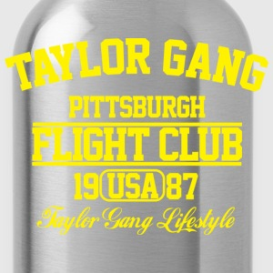 Taylor Gang Flight Club - Water Bottle
