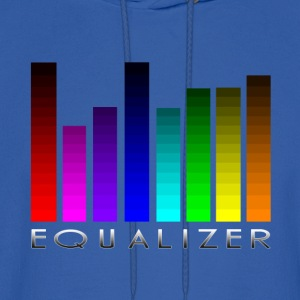 Equalizer T-Shirts - Men's Hoodie