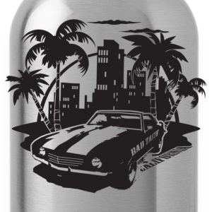 Mustang T-Shirts - Water Bottle