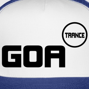 Goa Copy Trance Women's T-Shirts - Trucker Cap