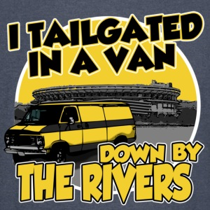 I tailgated In A Van Down By The Rivers Hoodies - Vintage Sport T-Shirt