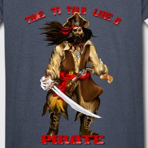 Time To Talk Like A Pirate - Vintage Sport T-Shirt