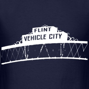 Flint Vehicle City Hoodies - Men's T-Shirt