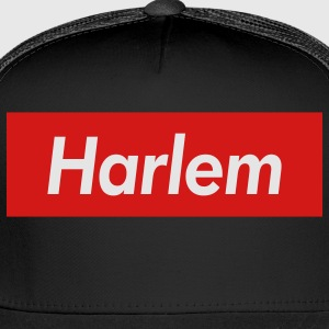 Harlem Reigns Supreme T-Shirts - Trucker Cap