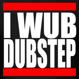 I Wub Dubstep Men's Crew Neck Sweatshirt - Men's T-Shirt