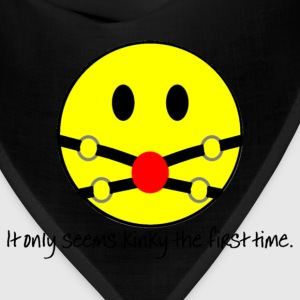 Smiley Gag T-Shirts - Bandana