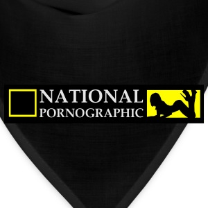National Pornographic T-Shirts - Bandana