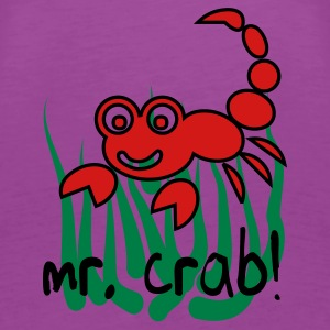 Mr. Crab - Women's Premium Tank Top