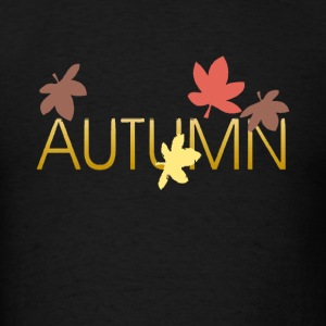 Autumn - Men's T-Shirt