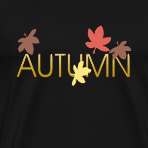 Autumn - Men's Premium T-Shirt