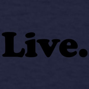 live Caps - Men's T-Shirt