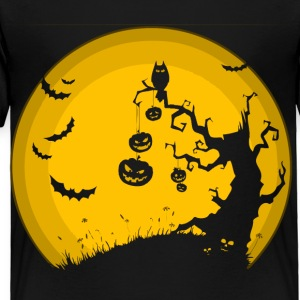 halloweenscene Kids' Shirts - Toddler Premium T-Shirt