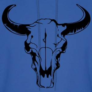 Bull Head Women's T-Shirts - Men's Hoodie