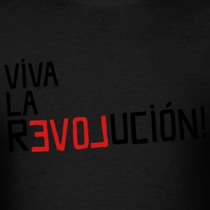 Viva La Revolution Hoodies - Men's T-Shirt