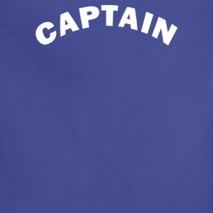 CAPTAIN  Long Sleeve Shirts - Adjustable Apron