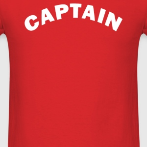 CAPTAIN  Hoodies - Men's T-Shirt