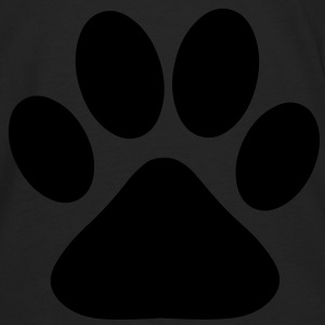 Dog Paw Bags  - Men's Premium Long Sleeve T-Shirt