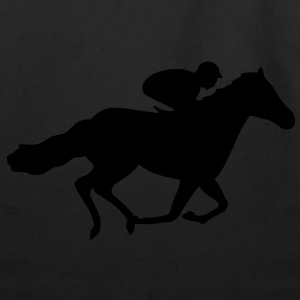 Race Horse T-Shirts - Eco-Friendly Cotton Tote