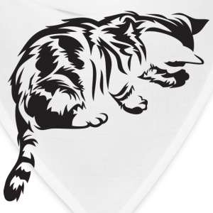 cat T-Shirts - Bandana