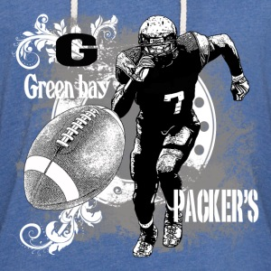 G Packers grunge T-Shirts - Unisex Lightweight Terry Hoodie