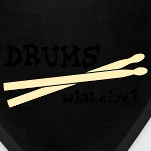 Drums, what else? Baby Bodysuits - Bandana