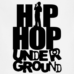 Hip hop underground T-Shirts - Adjustable Apron