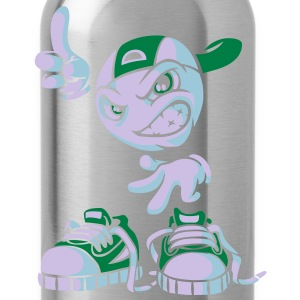 Hip hop toon T-Shirts - Water Bottle
