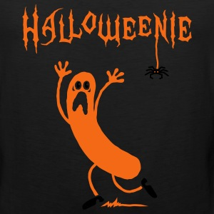 Halloweenie T-Shirts - Men's Premium Tank