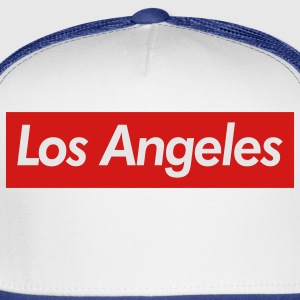 Los Angeles Reigns Supreme - Trucker Cap