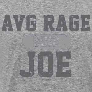 AVERAGE JOE FOOTBALL 2012 -NUMBER 13 BACK - LOGO VINTAGE LOGO SWEATSHIRT - Men's Premium T-Shirt