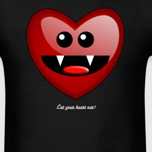 EAT YOUR HEART OUT - Men's T-Shirt