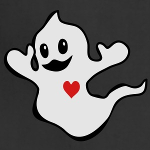 Cute Ghost T-Shirts - Adjustable Apron
