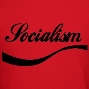 Enjoy Socialism T-Shirts - Crewneck Sweatshirt