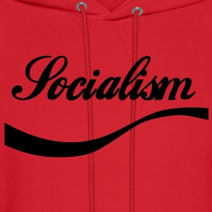 Enjoy Socialism Women's T-Shirts - Men's Hoodie