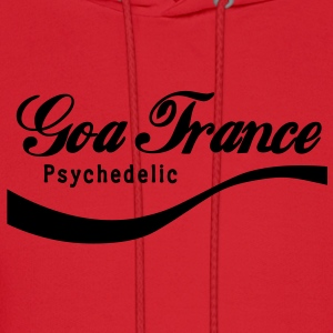 Enjoy Goa Trance Psychedelic T-Shirts - Men's Hoodie