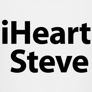 i heart Steve Kids' Shirts - Toddler Premium T-Shirt