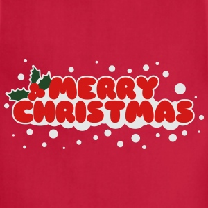 Merry Christmas Women's T-Shirts - Adjustable Apron