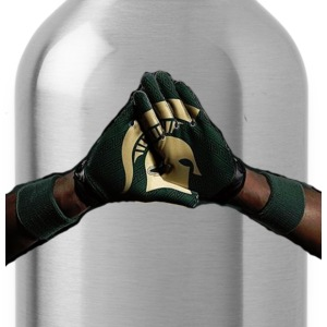 Sparty Combat T-Shirts - Water Bottle