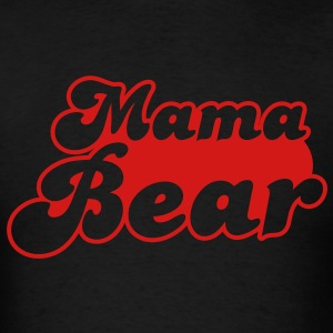 Mama Bear Long Sleeve Shirts - Men's T-Shirt