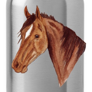 Horse Kids' Shirts - Water Bottle