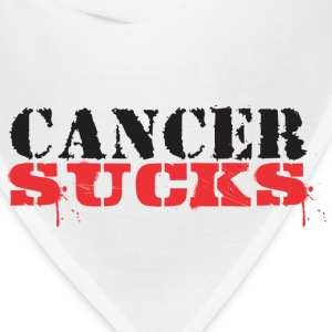 Cancer Sucks - Bandana