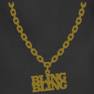 Bling Bling T-Shirts - Adjustable Apron