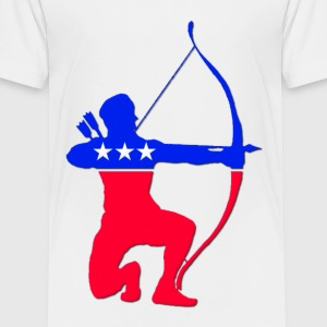 Robin Hood Party Symbol Occupy Protests Kids' Shirts - Toddler Premium T-Shirt