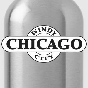 Chicago - Windy City - Water Bottle