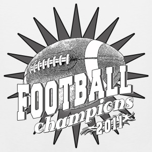 Football Champions 2011 T-Shirts - Men's Premium Tank
