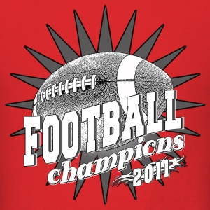 Football Champions 2011 Hoodies - Men's T-Shirt