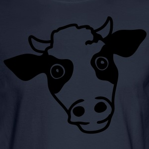cow Hoodies - Men's Long Sleeve T-Shirt