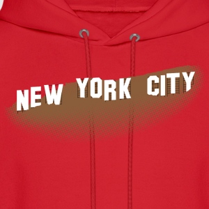 New York Hollywood Sign T-shirt - Men's Hoodie