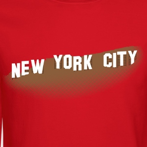 New York Hollywood Sign T-shirt - Crewneck Sweatshirt