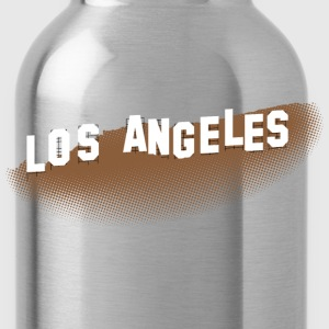 Los Angeles Hollywood Sign T-shirt - Water Bottle